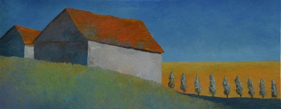 Barns by Rippey